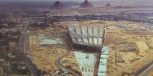 The Highly Anticipated Grand Egyptian Museum Will Finally Open Its Doors in 2020