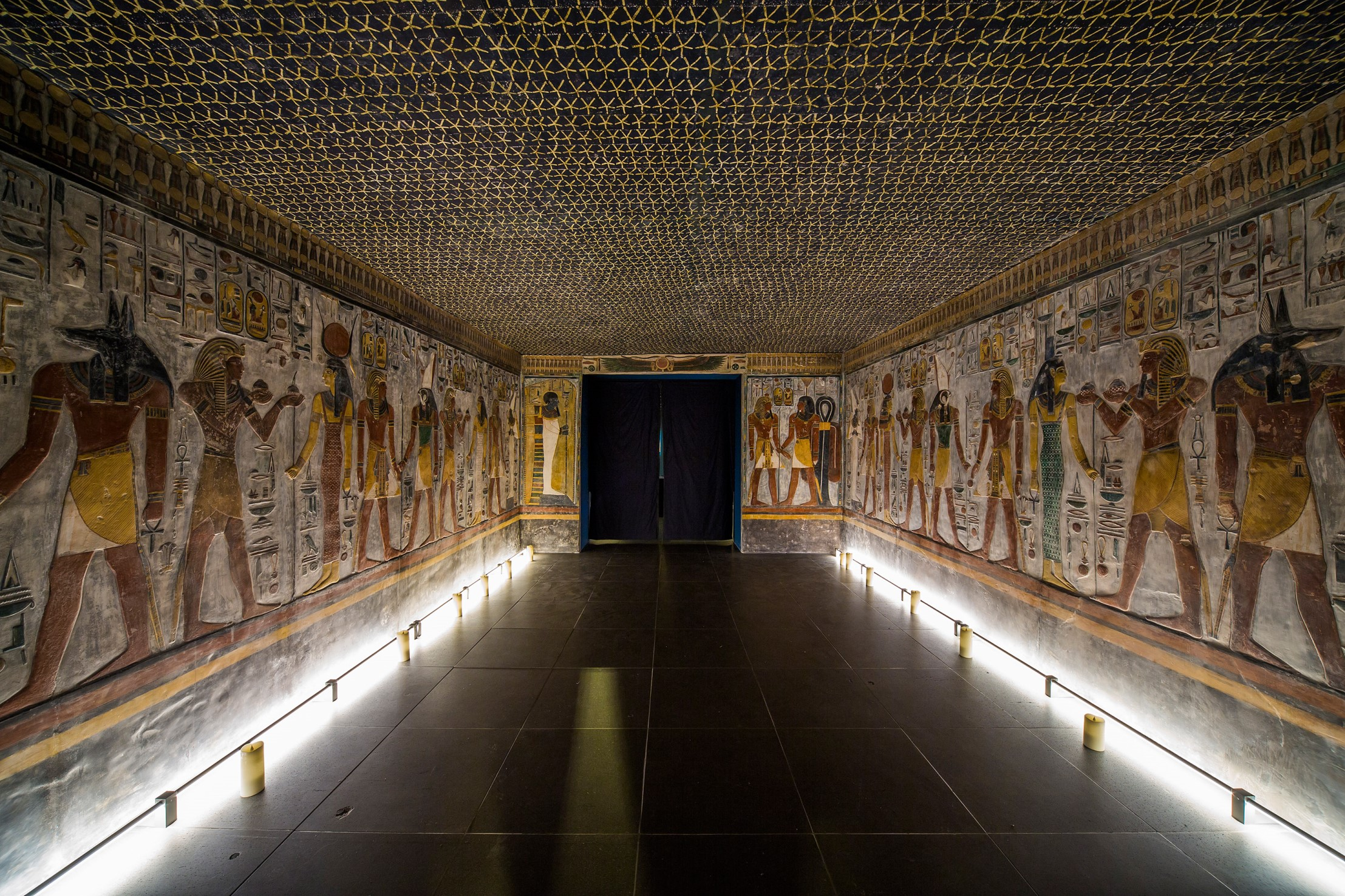 Tomb of King Seti I - Photo Credit: CNN