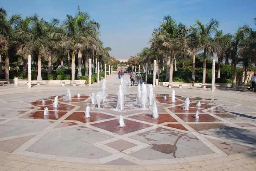 Al-Azhar Park
