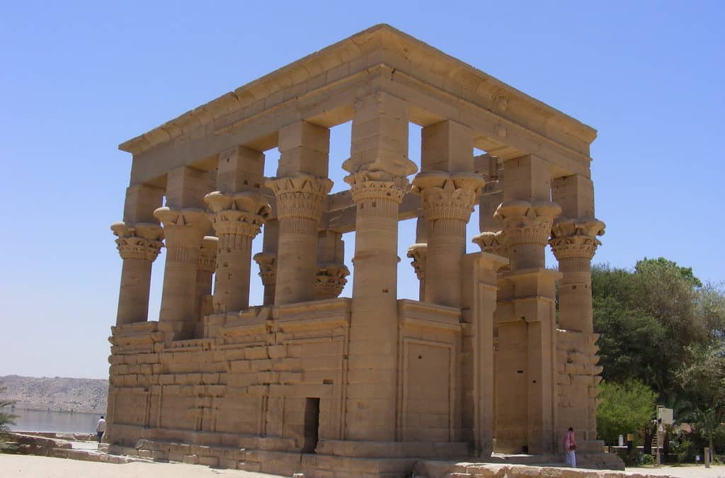 History of the Nubian Monuments and Nubian People in Egypt