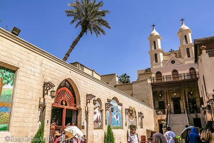 The Christian Monuments in Cairo, Egypt - Photo Credit: Keep Calm and Wonder
