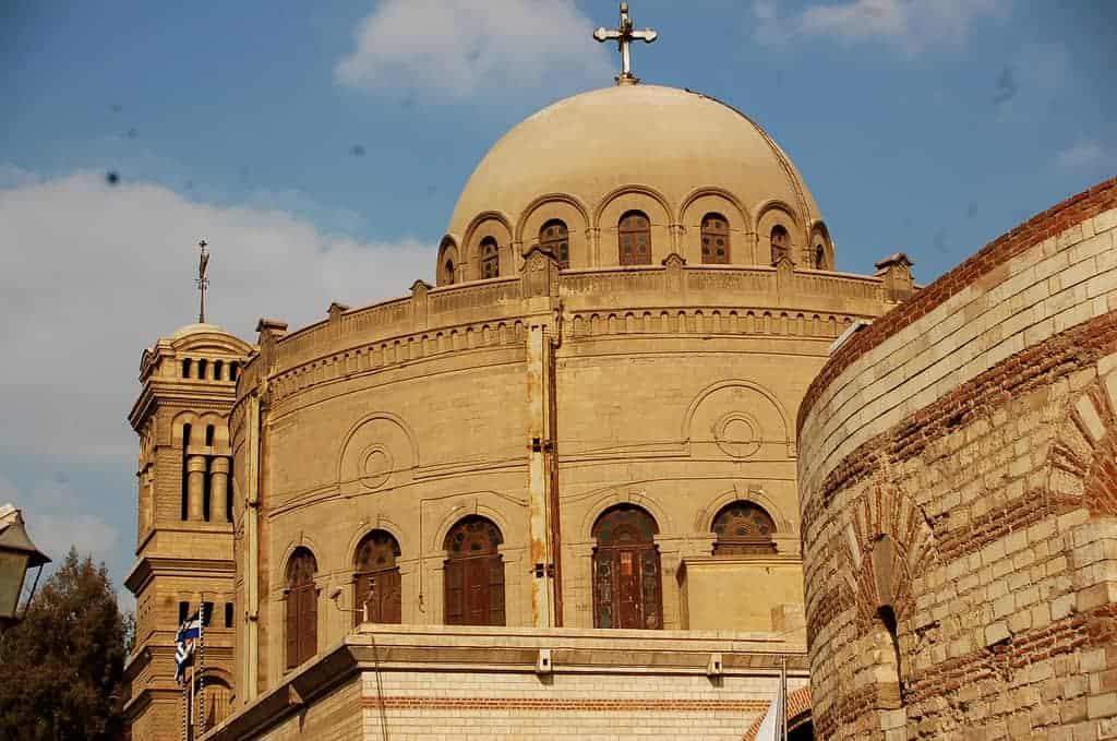 The Church of Saint Barbara