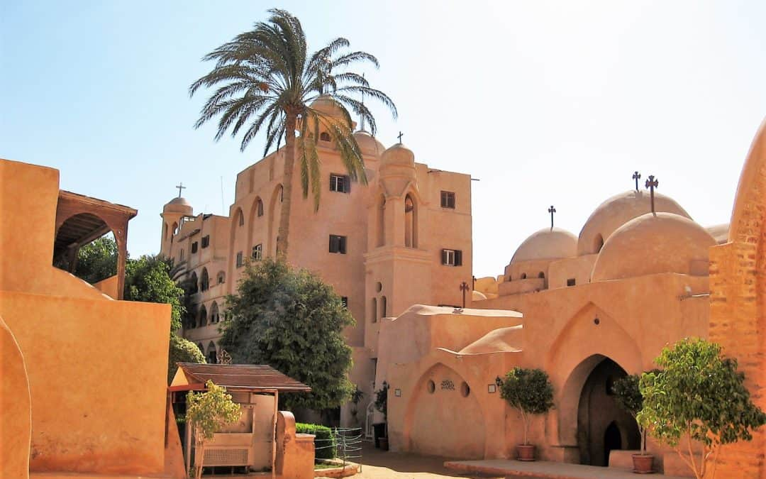 Christian Monuments and Monasteries in Egypt