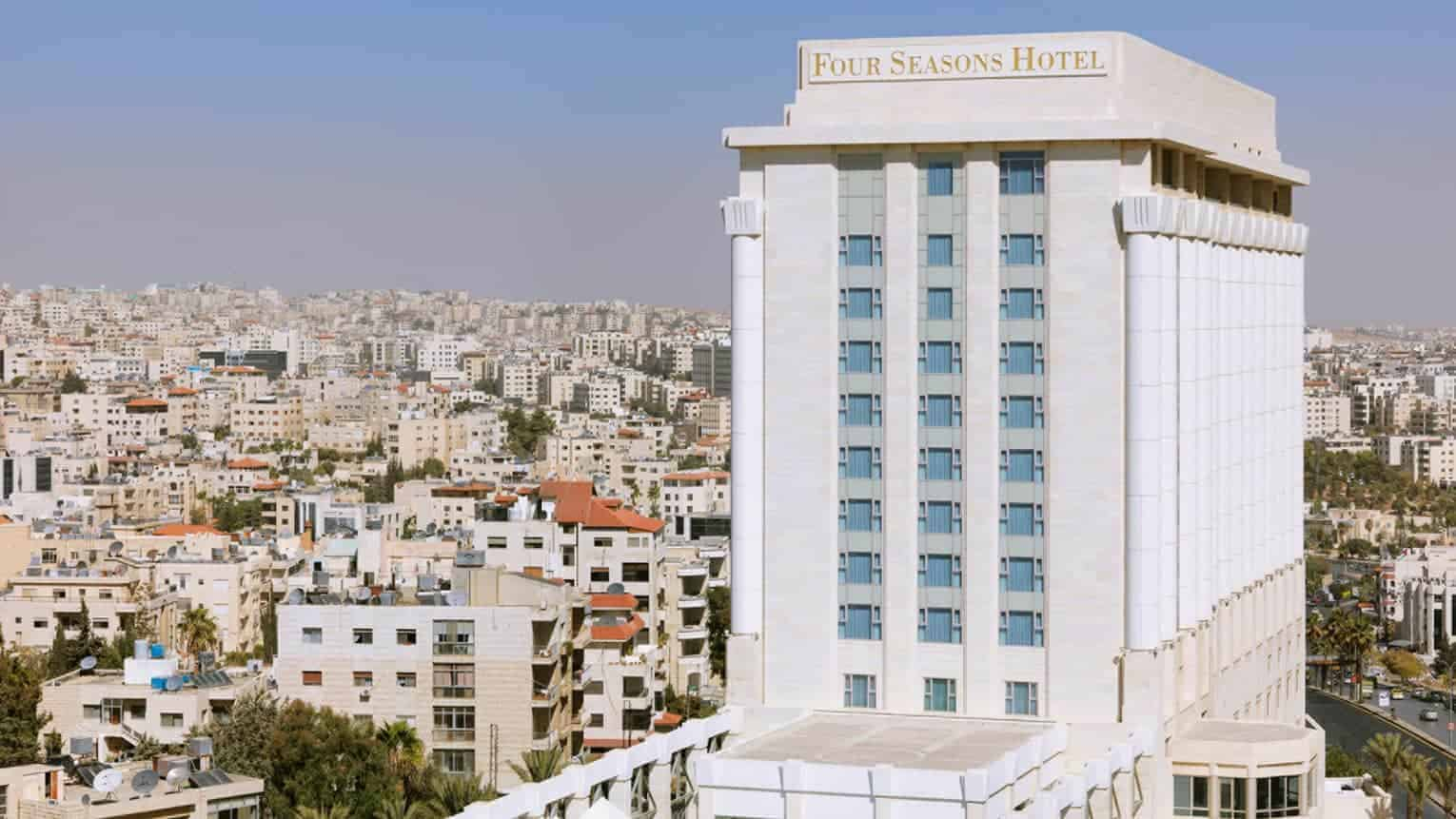 Four Seasons in Amman, Jordan