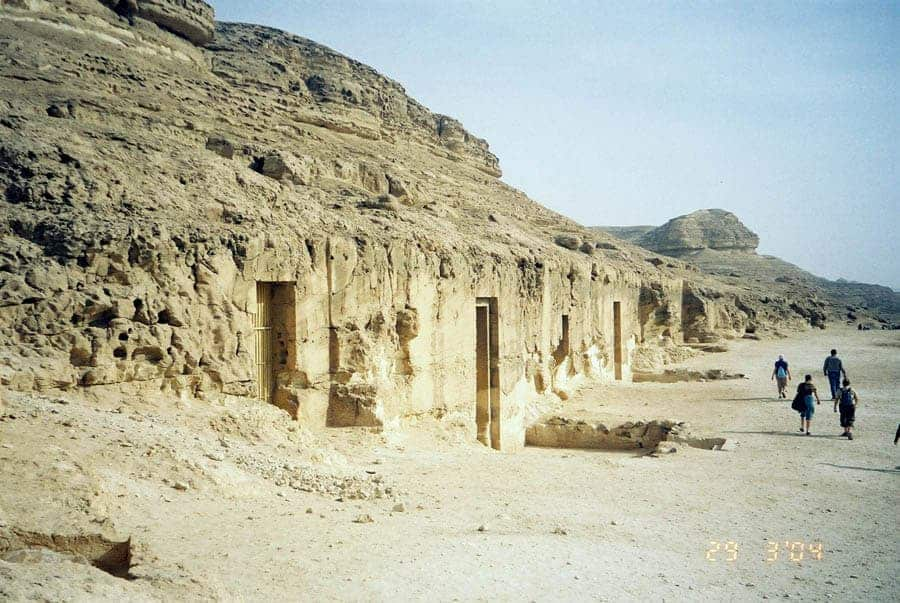 Explore Beni Hasan Tombs From Home During the COVID-19 Pandemic