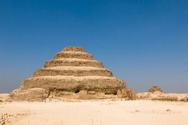 Djoser's Step Pyramid at Saqqara Has Reopened to Tourism After a 14-year Renovation
