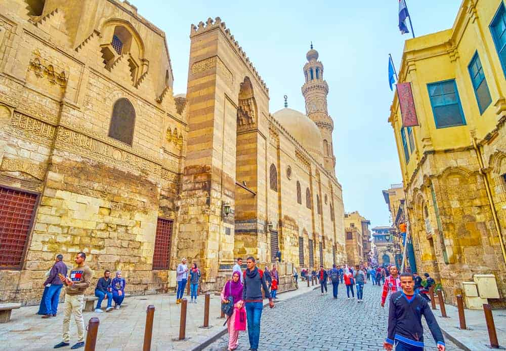 Explore the Mosque and Madrasa of Sultan Barquq in Cairo From Home During the COVID-19 Pandemic