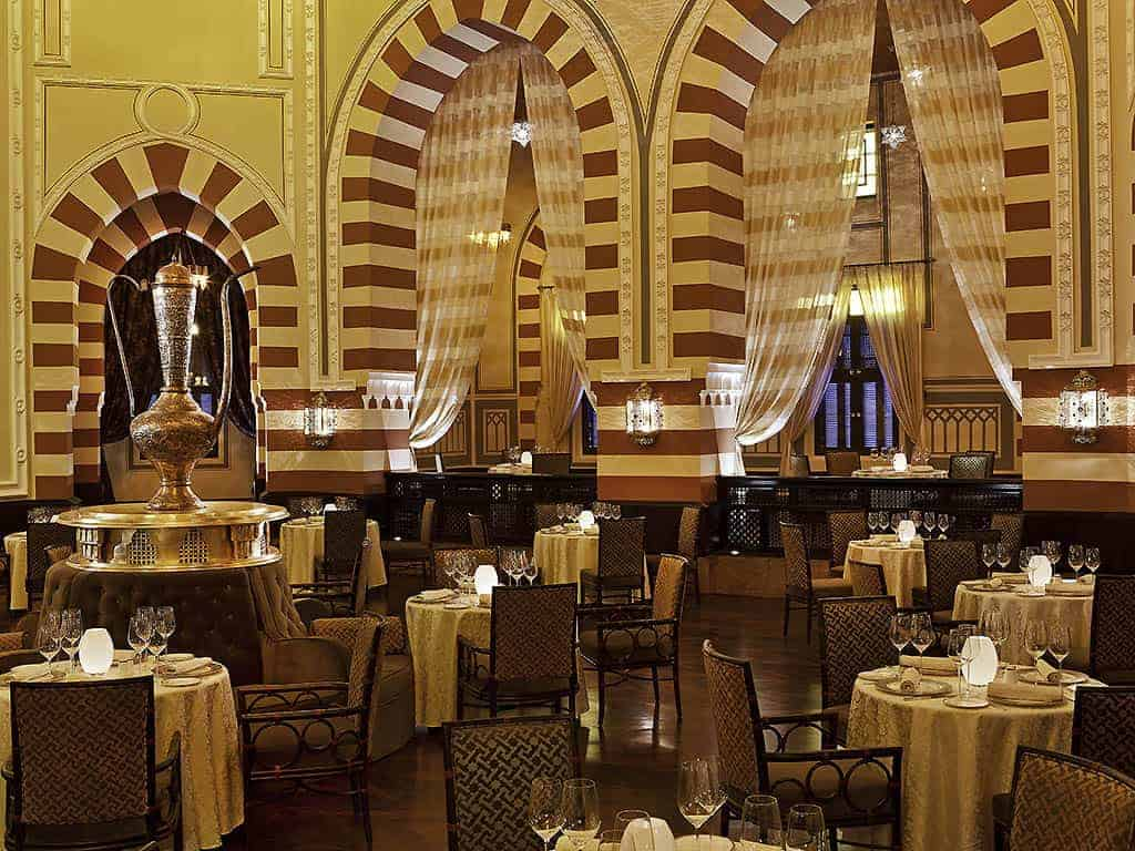 1902 Restaurant at Sofitel Legend Old Cataract Aswan