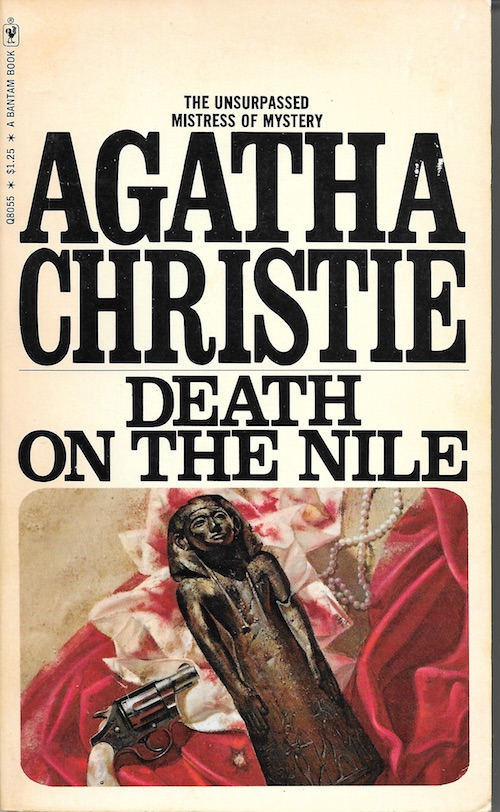 Death on the Nile — Agatha Christie, 1937