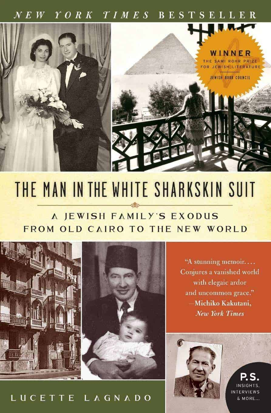 The Man in the White Sharkskin Suit — Lucette Lagnado, 2008