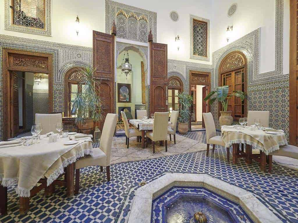 Riad is the best place to stay