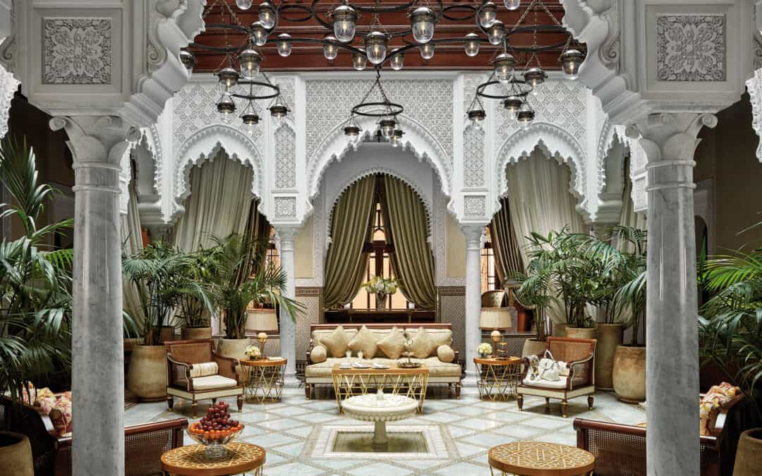 The Best Riads in Morocco