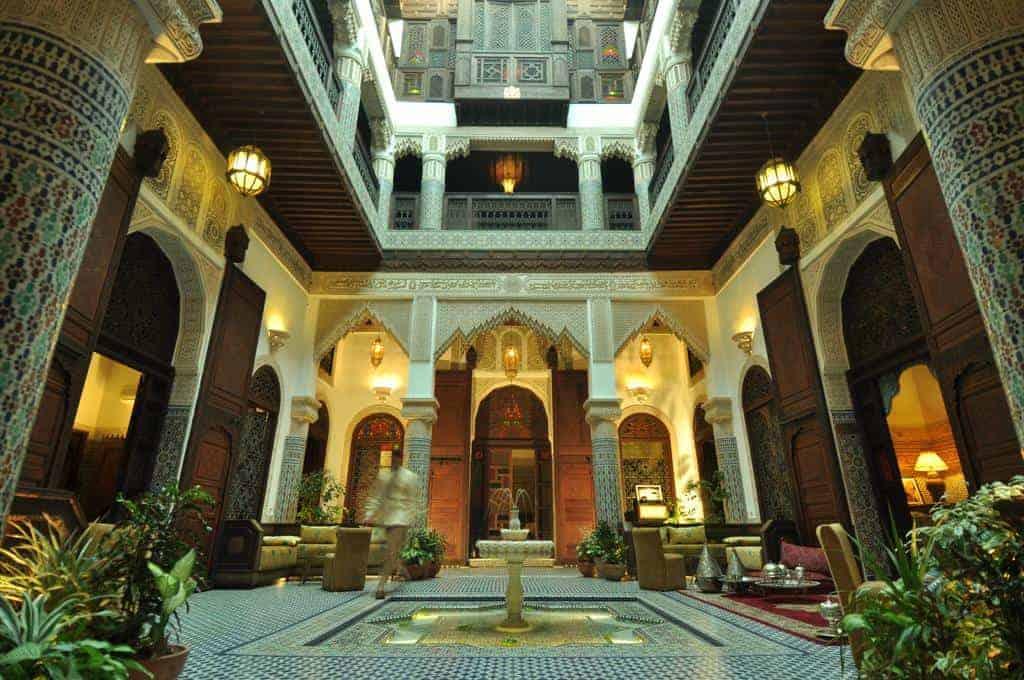 Riad Salam in Fez