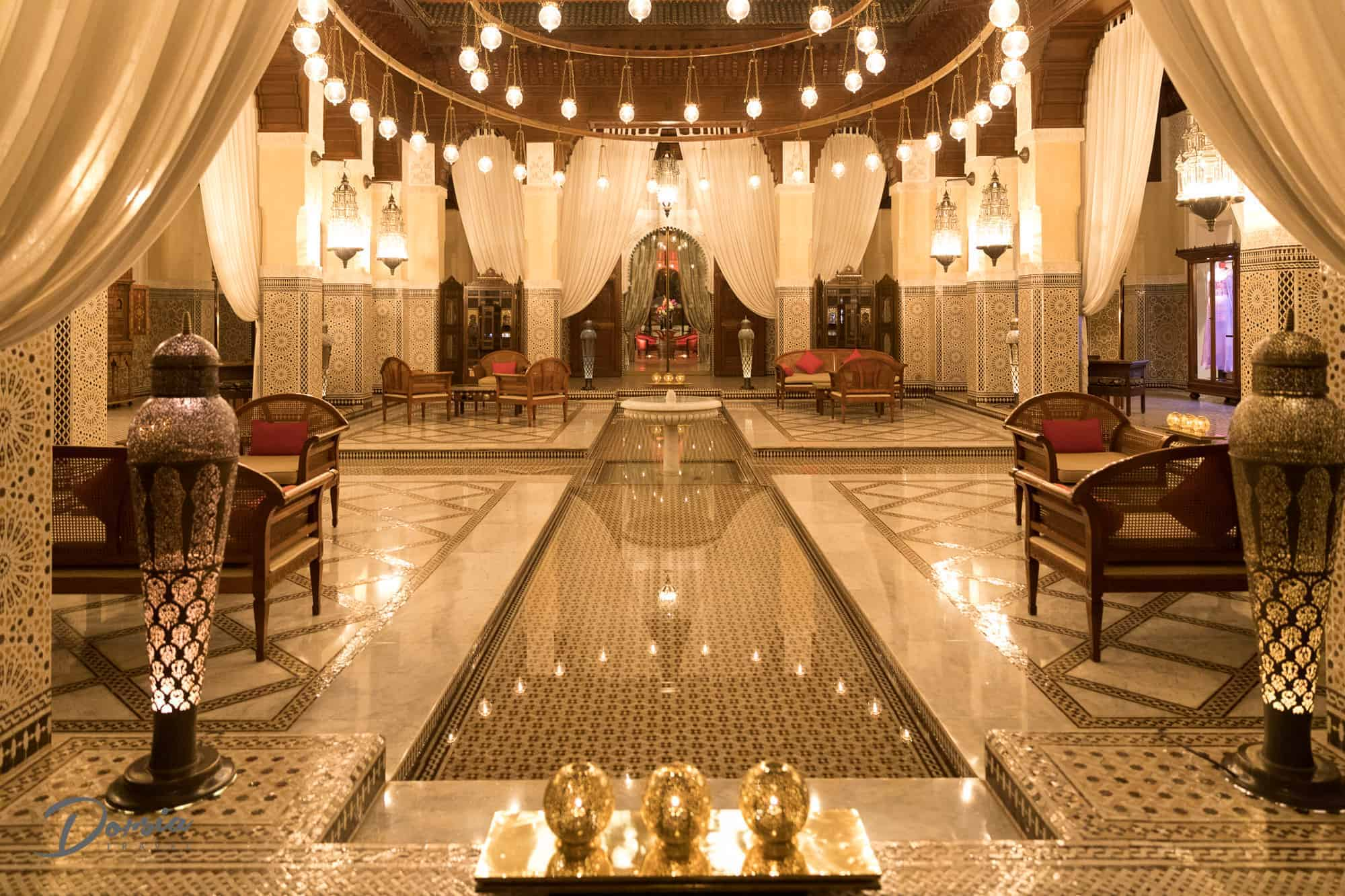 Royal Mansour Riad, Marrakech