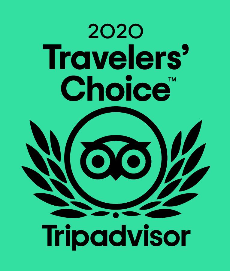 2020 Travelers' Choice