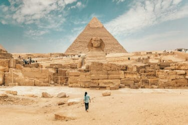 The Great Sphinx, Egypt