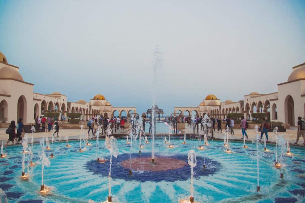 Plateau, Hurghada, Egypt