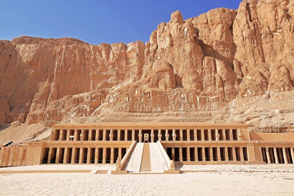 Djeser-Djeseru - Mortuary Temple of Hatshepsut