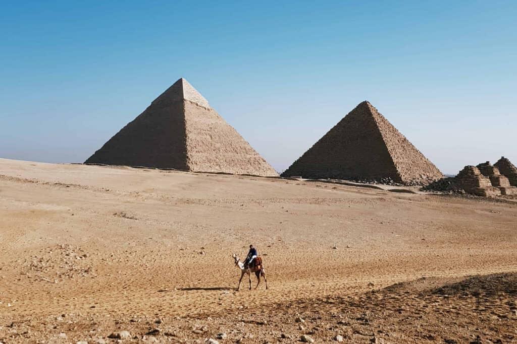 Giza Necropolis, Egypt