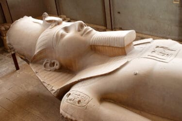 Ramesses II, Memphis