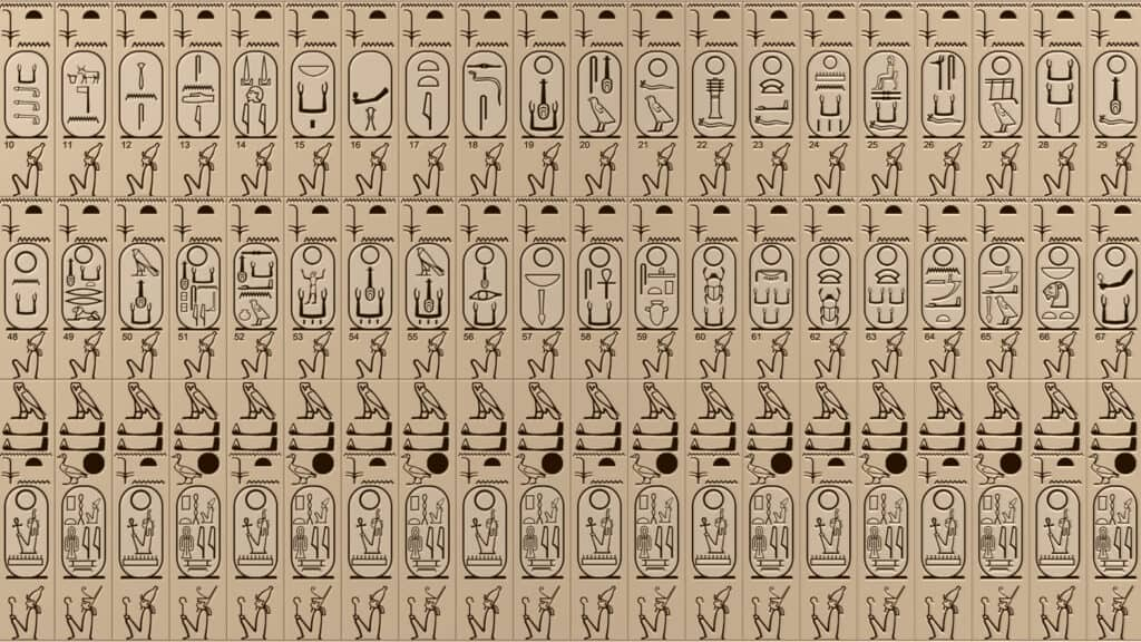 Abydos King List