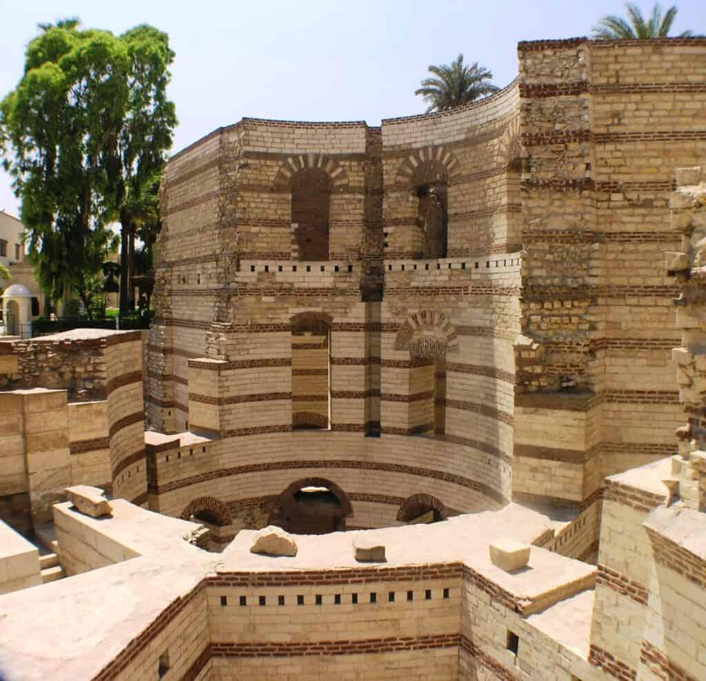 Babylon Fortress, Cairo - Daniel Mayer
