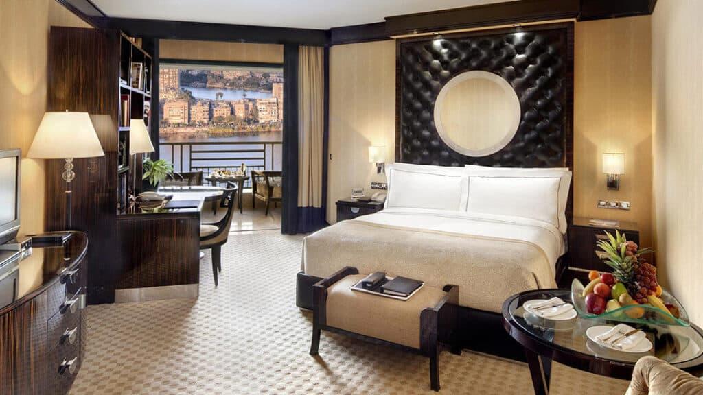 Fairmont Nile City - Room