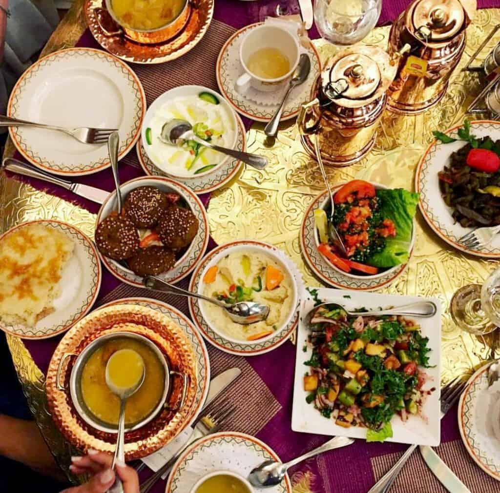 Khan El Khalili Restaurant & Naguib Mahfouz Café, Cairo