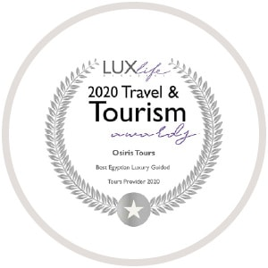 LUXlife Award 2020 Badge