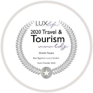 LUXlife Award 2020 Badge