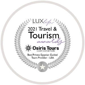 LUXlife Award 2021 Badge