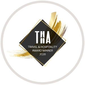 THA Award 2020 Badge