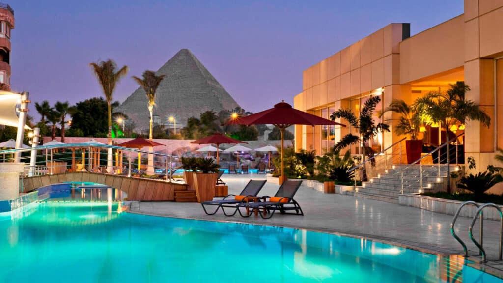 Le Meridien Pyramids Hotel
