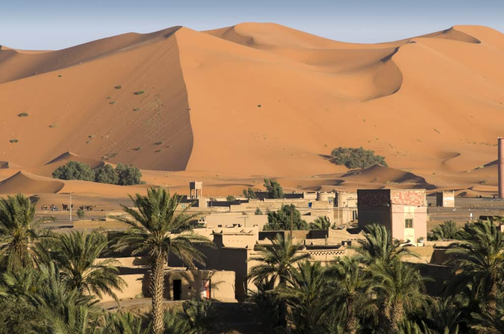 Desert tour in Morocco is one of the best experiences you can do